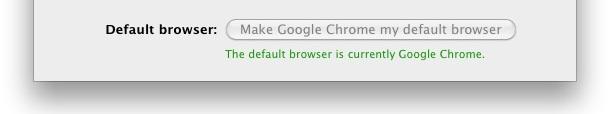 набор-хром-по умолчанию-браузер-Mac