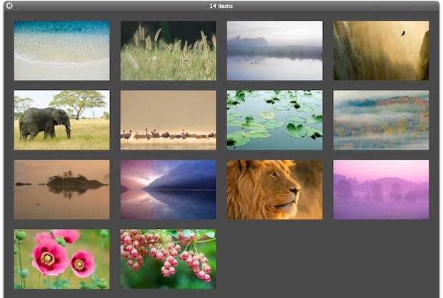 14 красивых новых обоев Mac OS X Lion