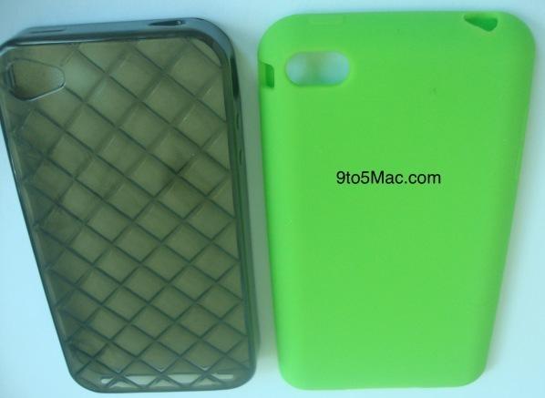 9to5mac нашел зеленый чехол для iphone