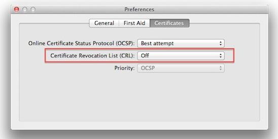 Исправление медленной работы Keychain Mac App Store