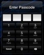 Обойти пароль iPad 2