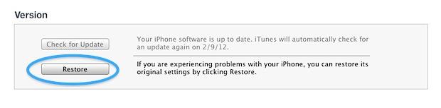 Восстановите заводские настройки iPhone или iPad
