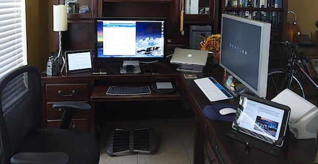 Домашний офис для разработчиков iOS