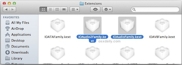 Полностью отключить системный звук в Mac OS X
