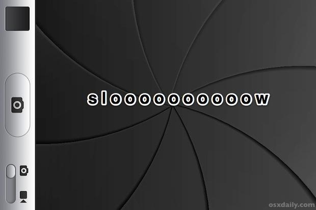 Если камера iPhone открывается медленно, исправьте это, очистив фотографии из камеры.