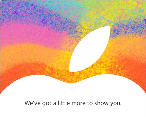 iPad Mini приглашение