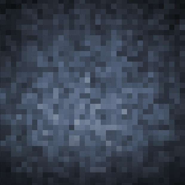 grey pixels wallpaper