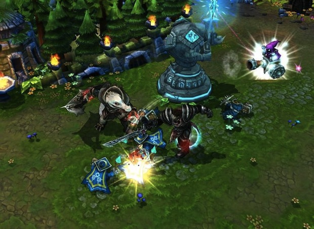 League of Legends for Mac is Now Available as Free Download League of Legends for Mac