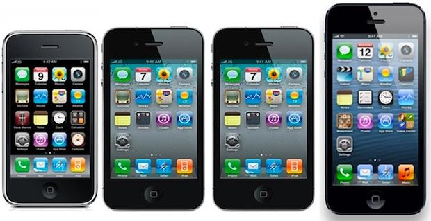 Как определить модели iPhone