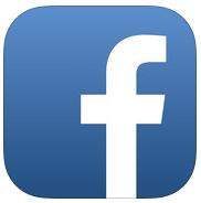 Значок приложения Facebook