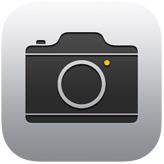 Значок камеры iOS