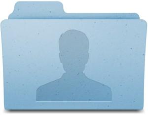 Перемещение домашнего каталога пользователя в другое место в Mac OS X