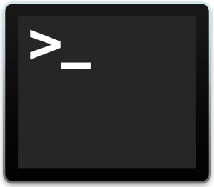 Терминал в OS X
