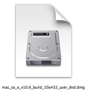 Образ диска, созданный из образа DVD
