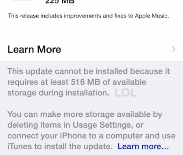 Ios  Update Download