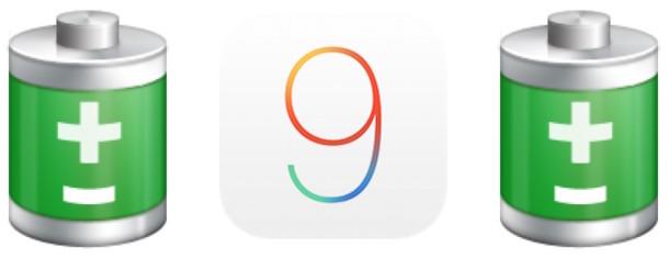 Устранение проблем с временем автономной работы iOS 9