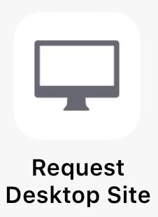 запрос-рабочий-сайт-кнопка-iOS-сафари