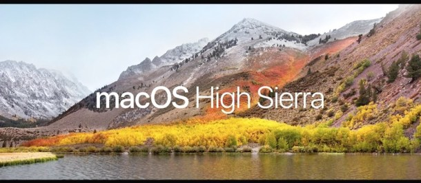 Image result for macOS High Sierra