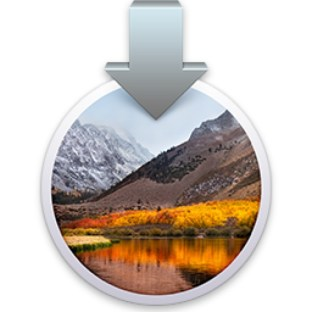 Download the complete macOS High Sierra Installer application