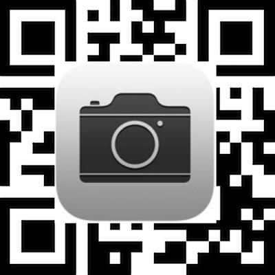 Read QR Code on iPhone or iPad