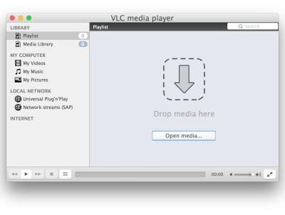 VLC может легко создавать списки воспроизведения видео