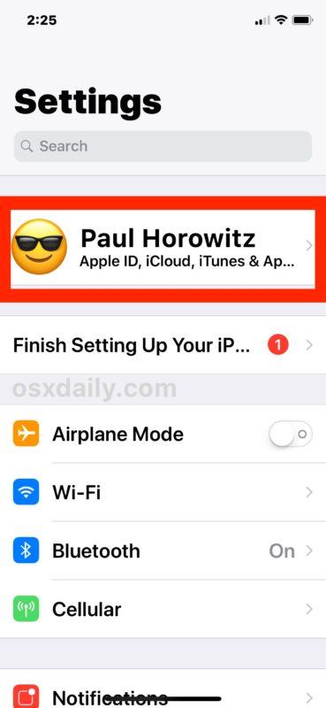 Как удалить резервные копии iCloud на iPhone или iPad