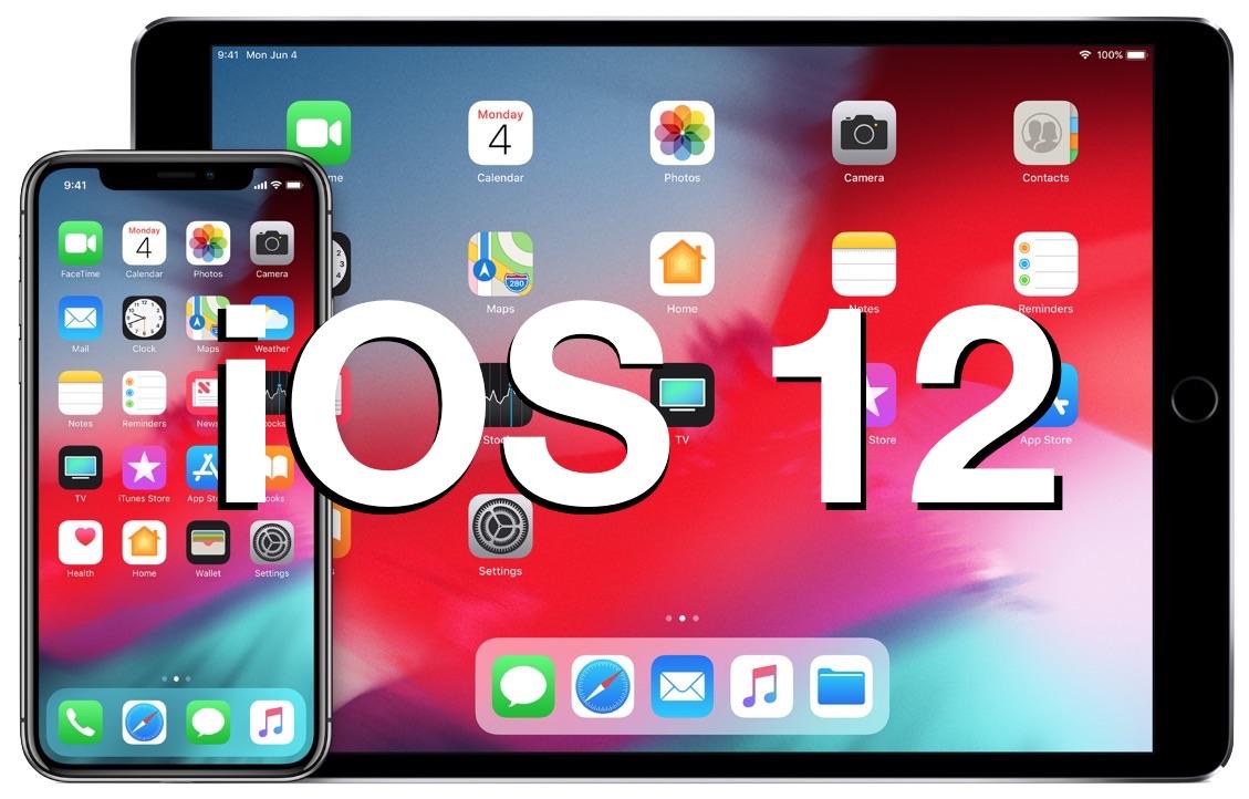 Download Ios 12 Update Now Ipsw Links Osxdaily