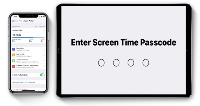 How to Change Screen Time Password on iPhone or iPad  OSXDaily