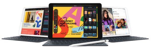 New iPad 10.2 inch model
