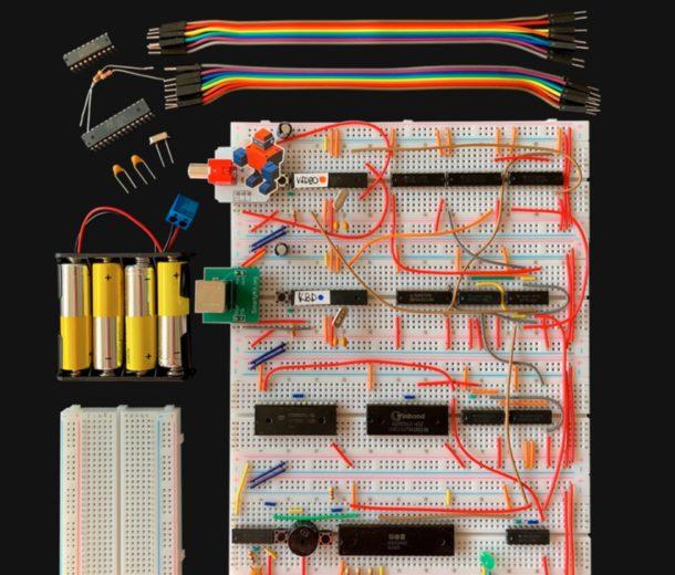 SmartyKit Apple 1 Replica DIY проект