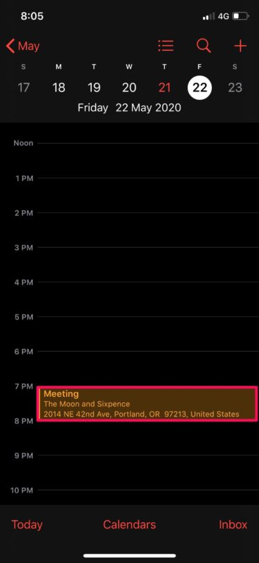 Как перемещать и копировать события календаря на iPhone и iPad