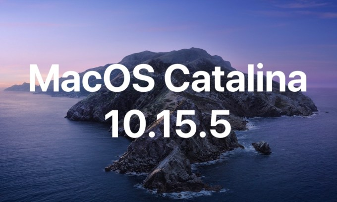 Macos Catalina 10 15 5 Update Security Updates For Mojave High Sierra Released Osxdaily