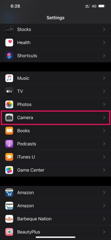 Как изменить рамку фотографий на iPhone 11 и iPhone 11 Pro