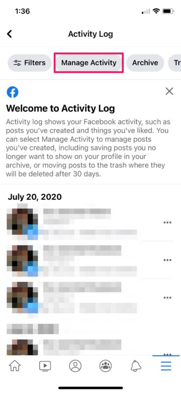 How to Delete All Facebook Posts