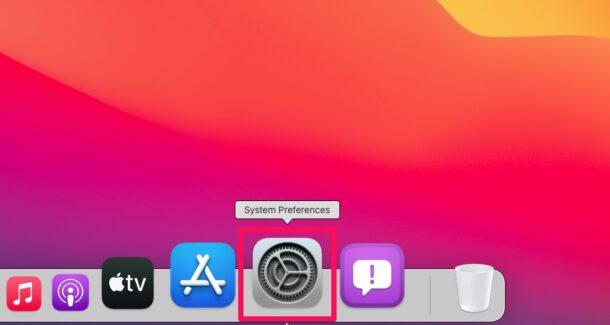 Как сбросить пароль iCloud на Mac