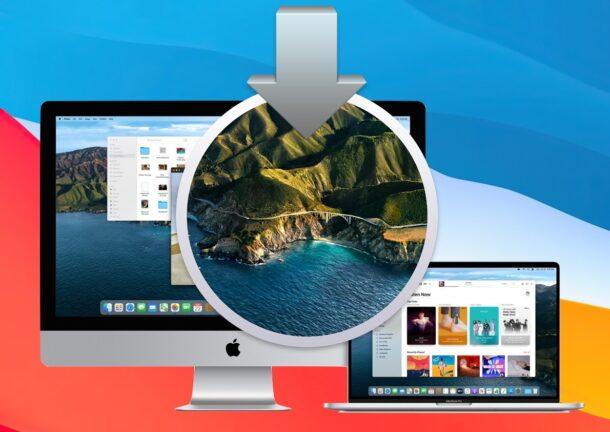 Как установить macOS Big Sur