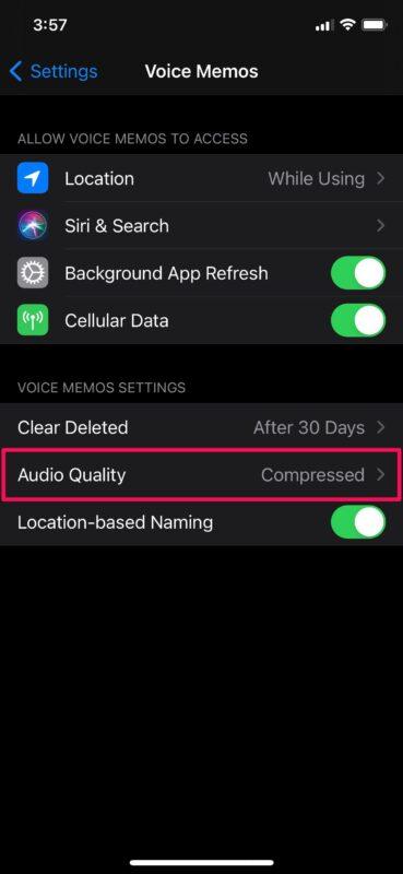 Как улучшить качество записи голосовых заметок на iPhone и iPad