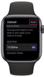 Как использовать Apple Watch для отслеживания сна