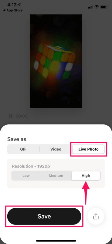 How to Set a GIF as Wallpaper on iPhone & iPad