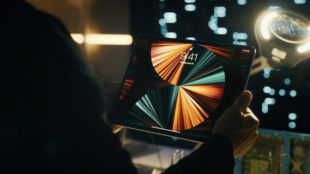 Как войти в режим восстановления на M1 iPad Pro (модель 2021 года)