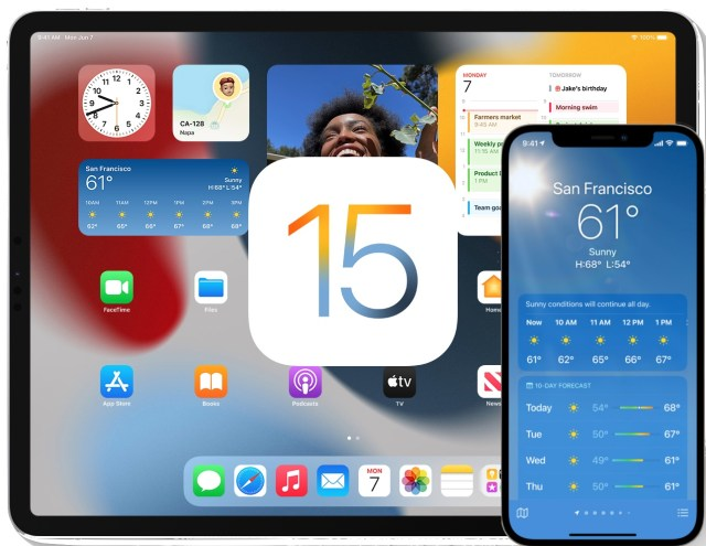 iOS 15 Beta 2 & iPadOS 15 Beta 2 Released to Download | OSXDaily