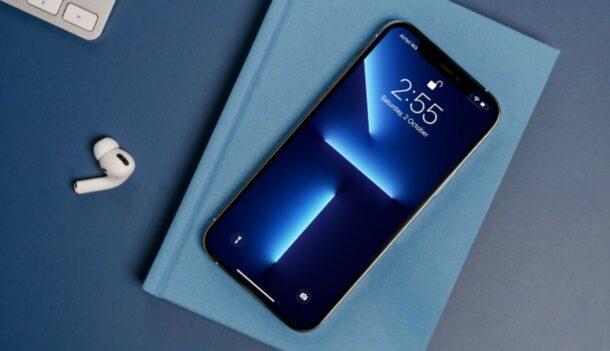 Как отключить 120 Гц ProMotion на iPhone 13 Pro и iPhone 13 Pro Max