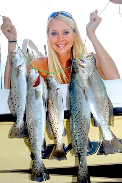 Inshore Fishing Tips For Speckled Trout And Redfish In