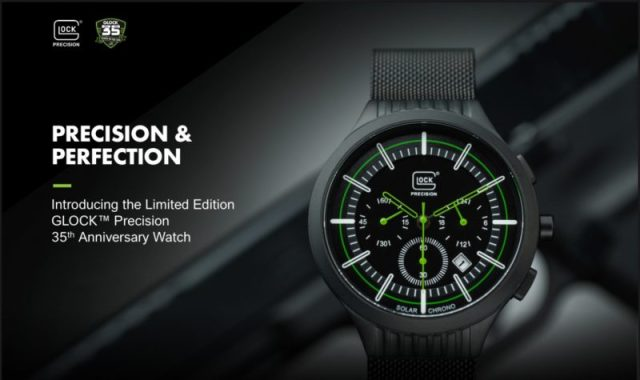 35th Anniversary GLOCK Watch – Limited Release Precision Timepieces