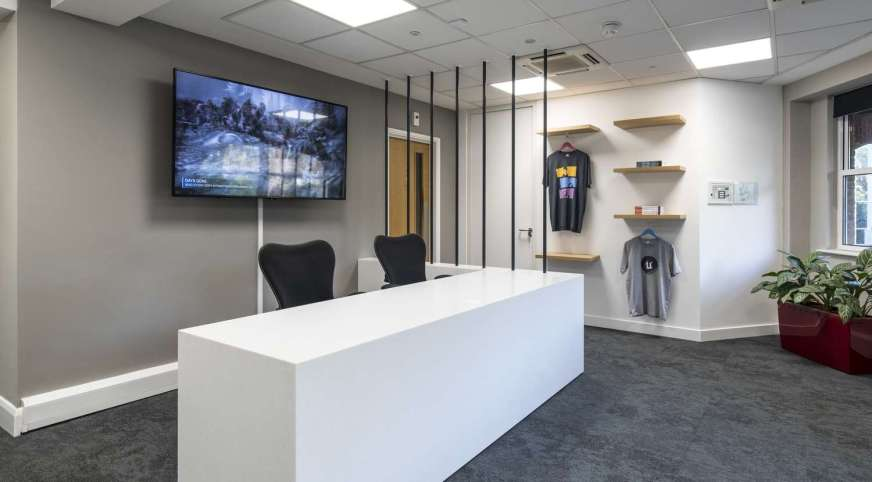 Bracknell's Office Fit Out Experts | Overbury