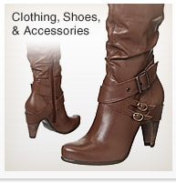 Shop Clothing, Shoes, & Accessories