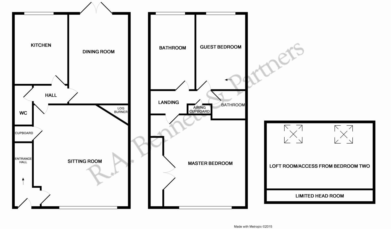 2 Bedroom Terraced House For Sale In Cheltenham Road