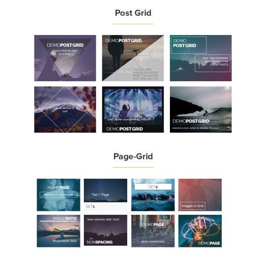 Marvelous Hover Effects | WordPress plugin - 12