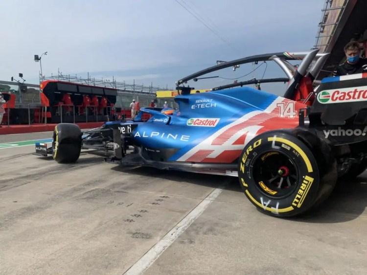"""F1   GP Ungheria 2021, Gara, Alonso: """"Il miglior risultato dell'anno per  me""""   P300.it"""