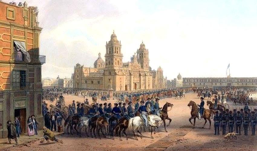 La invasión estadounidense fue vital para la formación del nacionalismo mexicano
